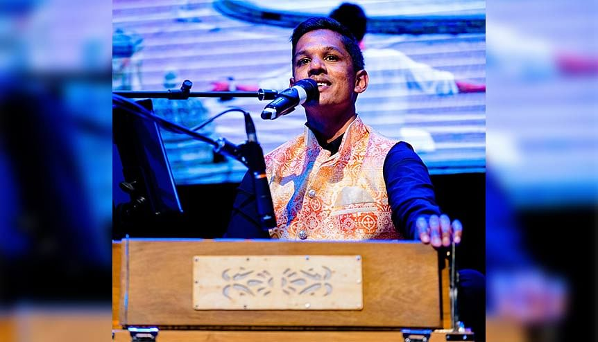 Roots & Changes: Bhavik Haria launches new album to #KeepBhajansAlive