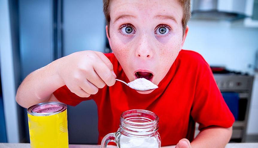 How sugar overload increases several risk factors for kids