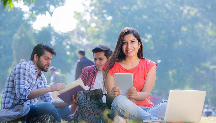 Indian student applications for UK universities on the up despite Covid travel worries