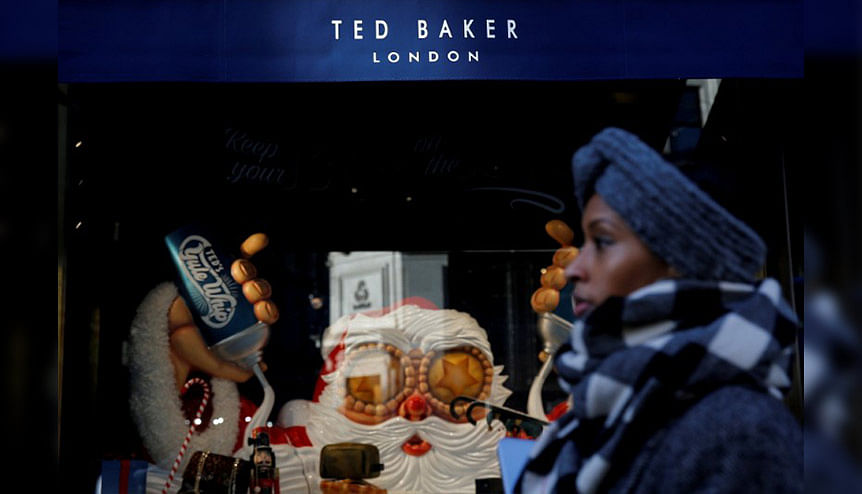 Lockdown casuals making way for formal wear, finds Ted Baker