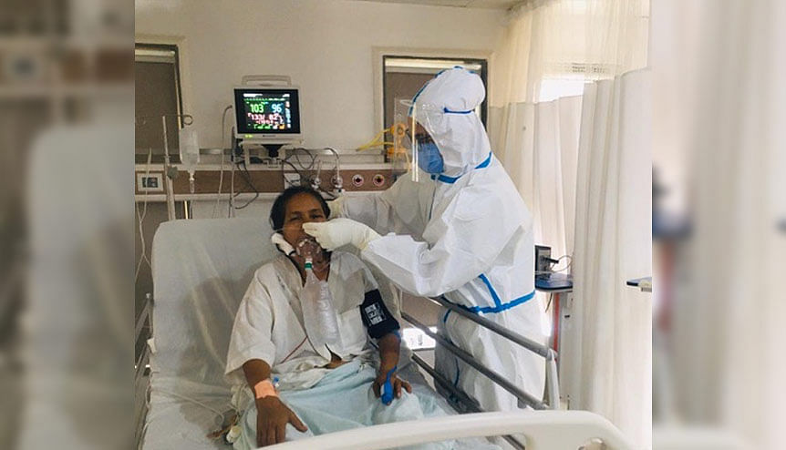Covid India: Shanta Foundation UK platform raises funds for Gujarat hospital