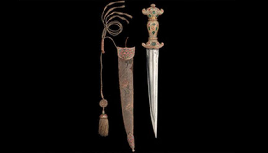 Export bar on colonial era dagger, scabbard from India to find UK buyer