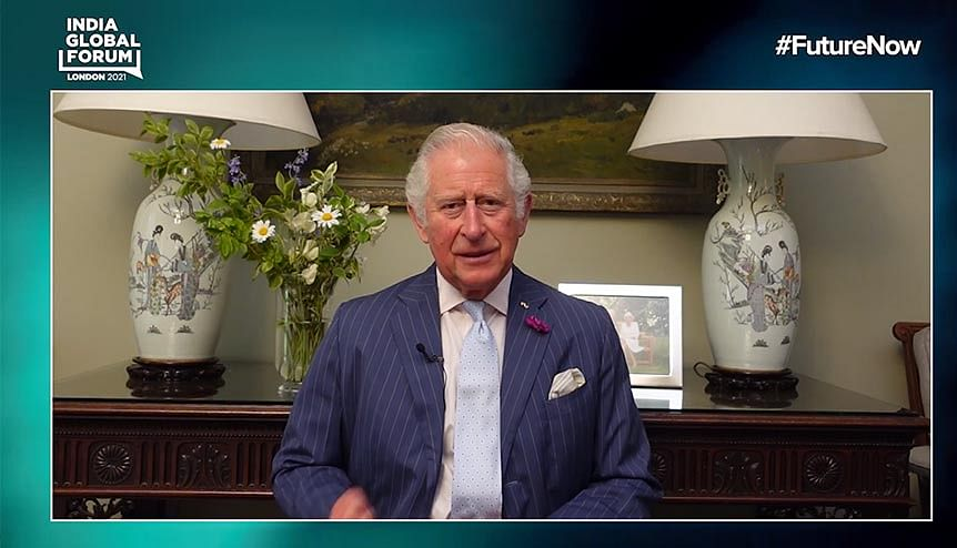 India's solar power an example to the world, says Prince Charles