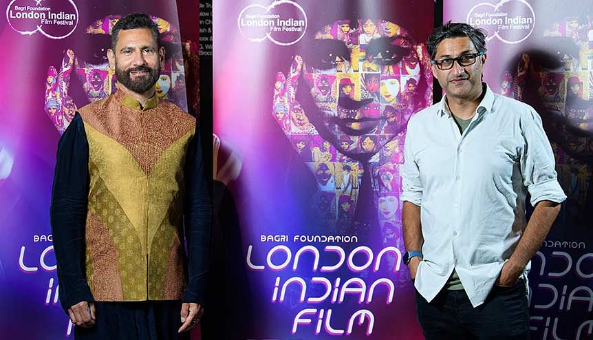 British Indian filmmaker Asif Kapadia wins Icon Award at London Indian Film Fest