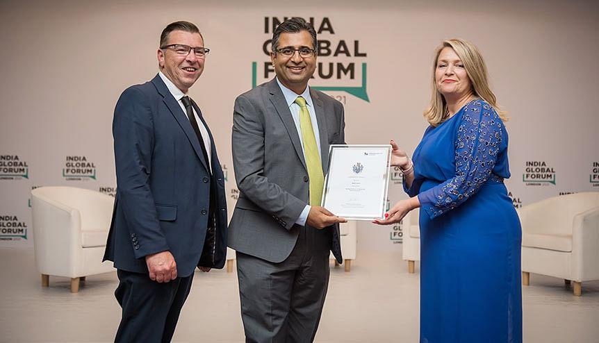 Birmingham City University plans poetic celebration of 75 years of UK-India relations