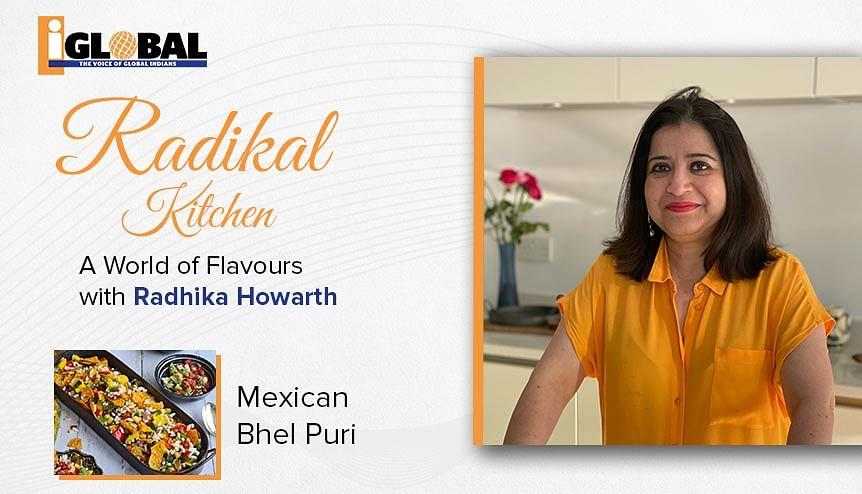 Mexican Bhel Puri: Tex-Mex twist to a popular Indian street food