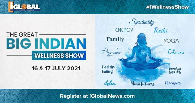 The Great Big Indian Wellness Show 2021