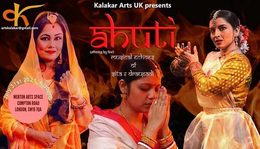 New musical invokes the epic power of Sita and Draupadi in London
