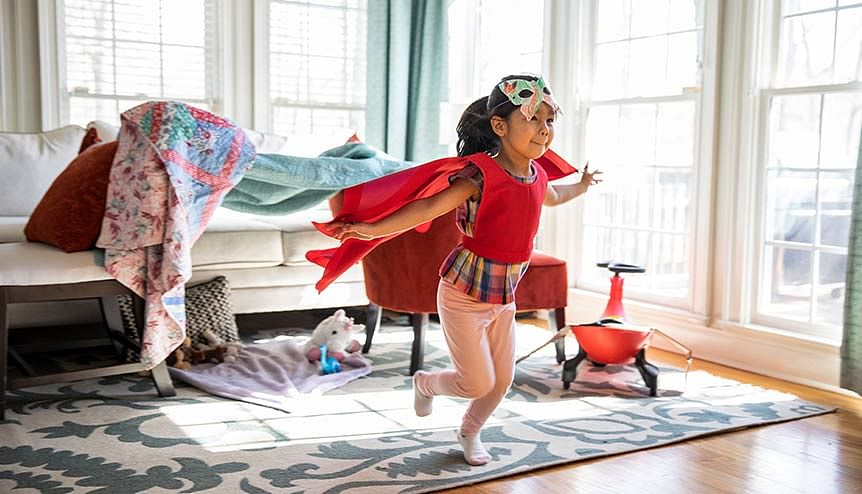 5 tips to help kids express themselves and unwind with play time