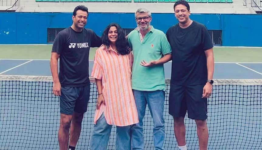 Shoot for tennis duo Mahesh Bhupathi, Leander Paes docu-drama 'Break Point' wraps up