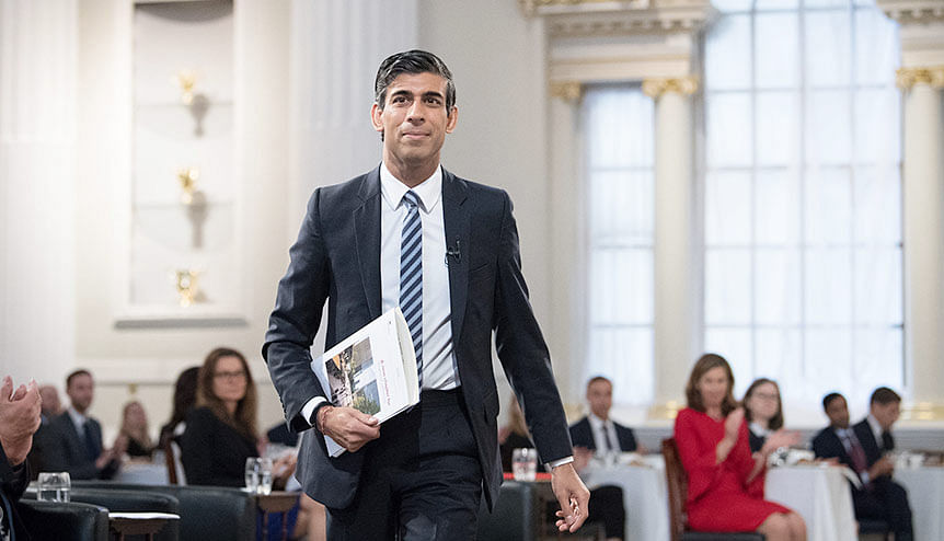 Let's get back into office: Rishi Sunak wants youth to leave work from home behind