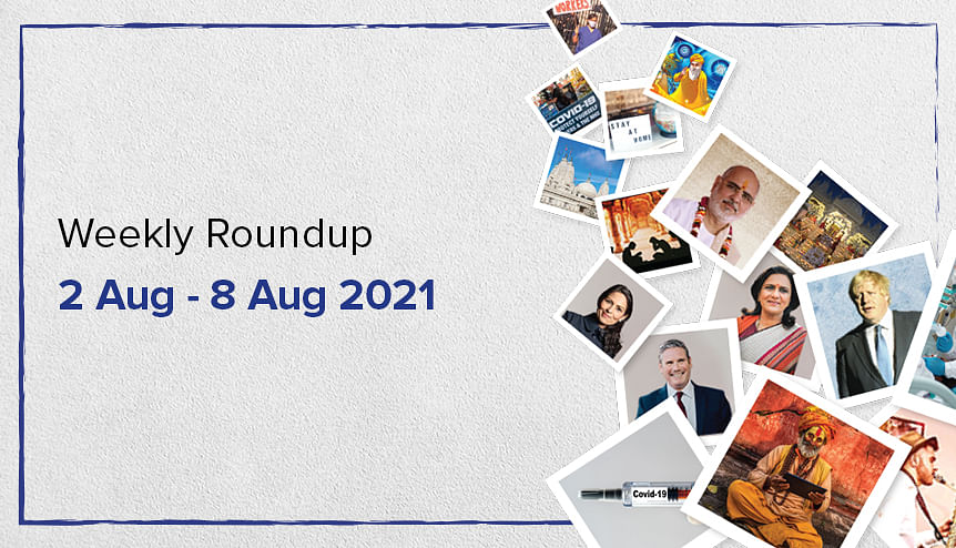 Highlights of the week gone by – 2-8 August