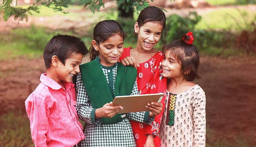 Indian teacher joins global call to counter Covid impact on girls' education