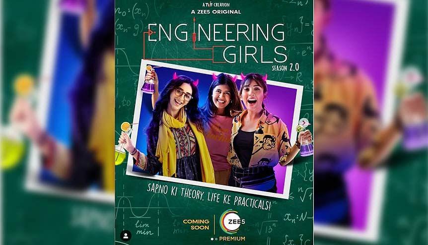 'Engineering Girls 2.0' returns for Season 2 on ZEE5 with more mischief, adventures