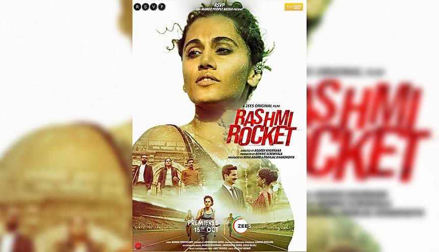 Taapsee Pannu prepares 'Rashmi Rocket' for Dussehra flight