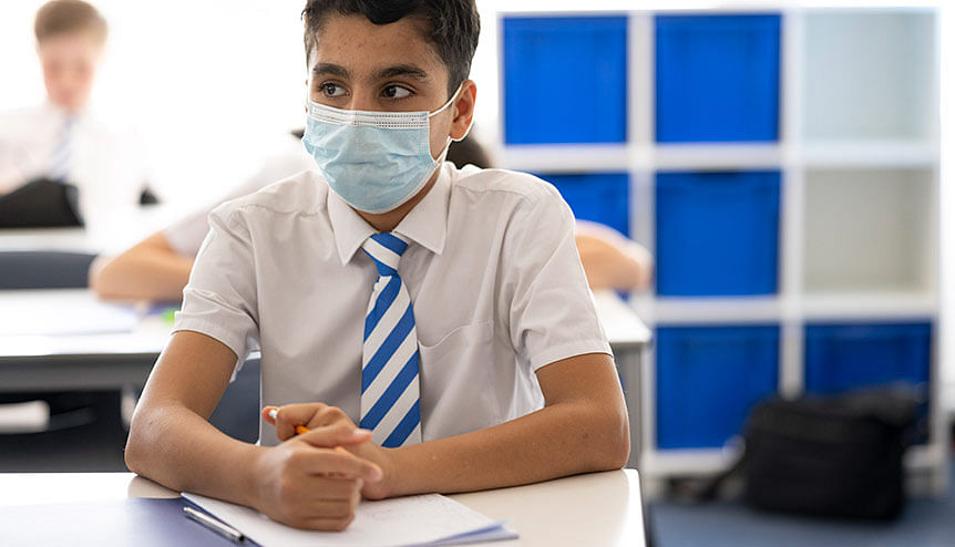 NHS rolls out Covid-19 vaccines for schoolchildren
