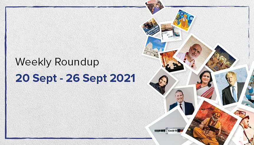 Highlights of the week gone by – 20-26 September