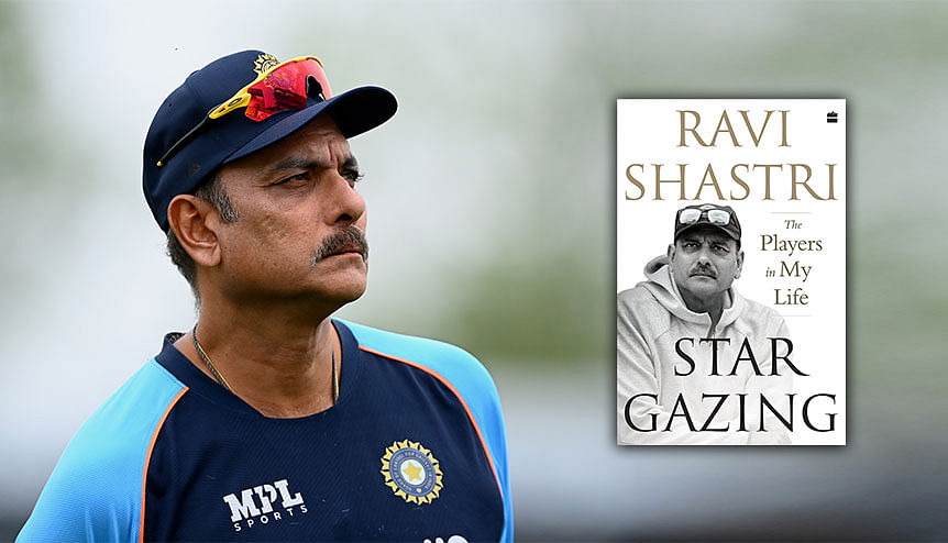 4 decades of a fabulous journey: Ravi Shastri on his memoir 'Stargazing'