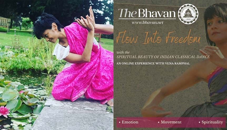 Flow into Freedom: Unleashing the power of Indian classical dance as therapy