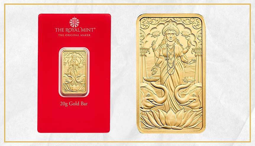 Royal Mint's Goddess Lakshmi coin to add golden sparkle this Diwali