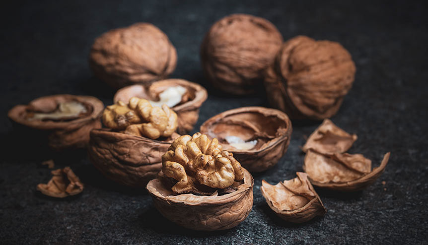 Here's the difference a handful of walnuts can make