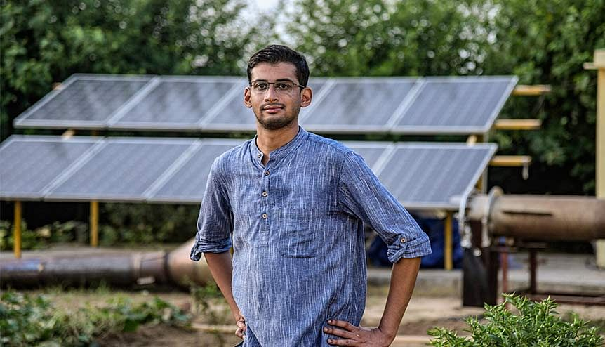 Indian entrepreneur's recycling project wins Prince William's Earthshot Prize