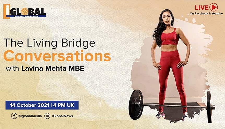 The Living Bridge Conversations: Lavina Mehta MBE