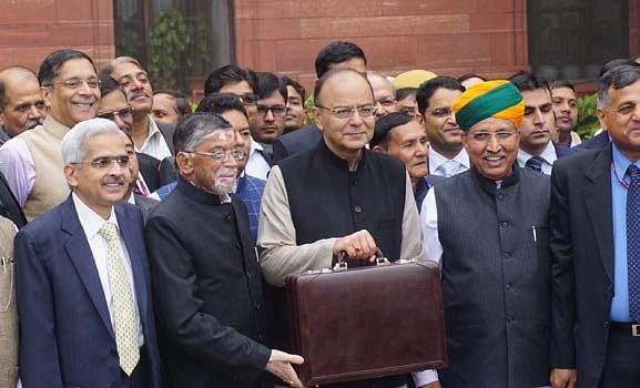Jaitley pushes the growth button