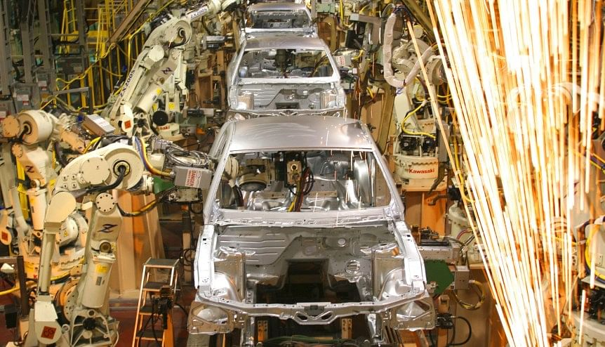 India: An emerging global manufacturing hub for the auto industry