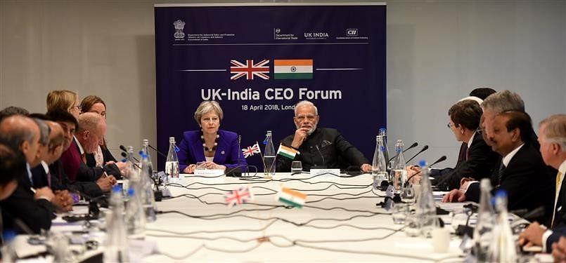 UK and India betting big on innovation