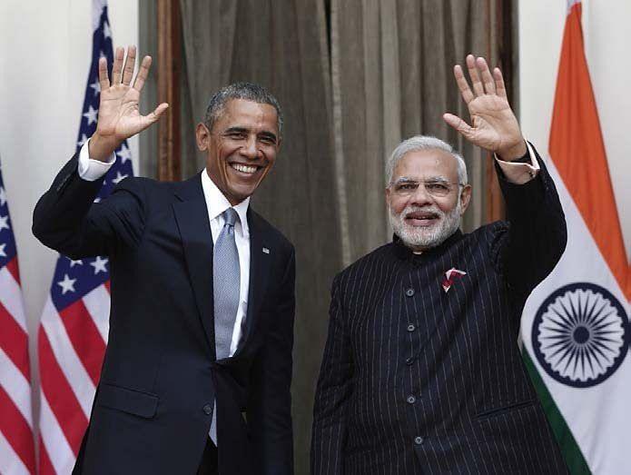 Is Obama set to become Indias roving ambassador