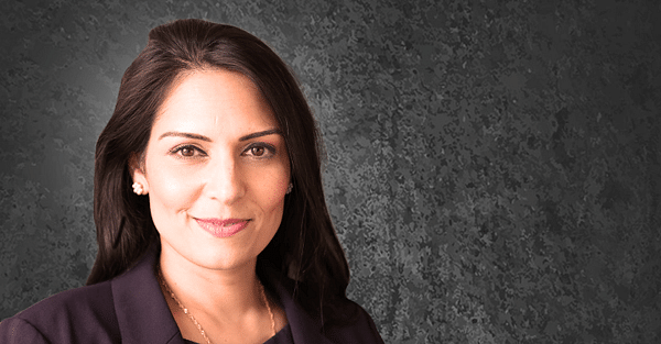 The Gritty Brexiteer: Priti Patel takes centre-stage