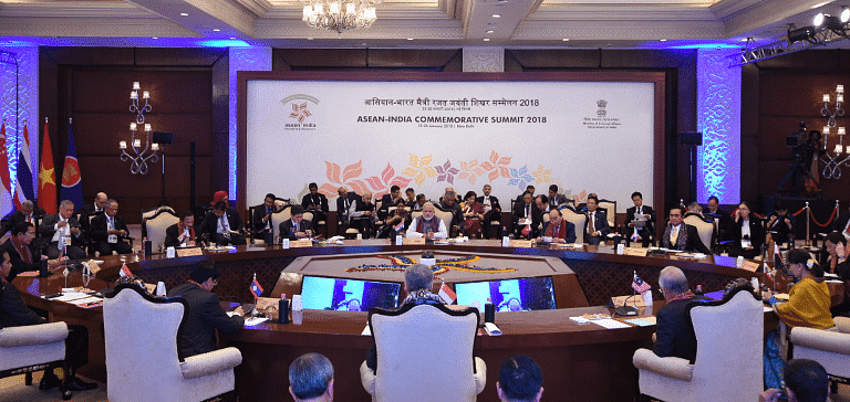 Weary of China, ASEAN looks at India for leadership