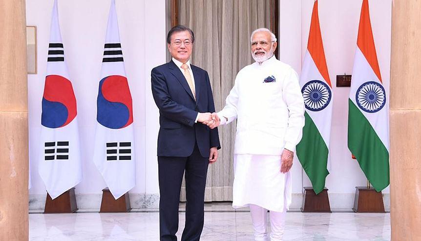 India-Korea: A renewed push