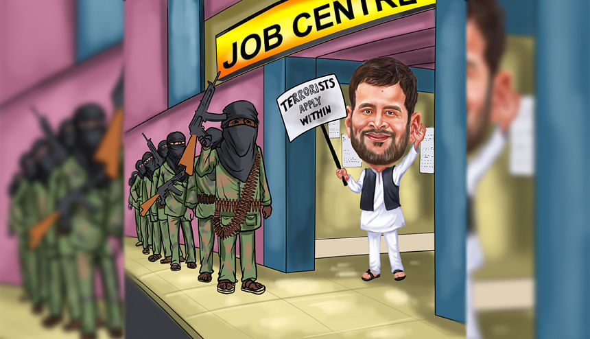 Rahul Gandhis assessment of Islamic State is Irresponsible & Bizarre