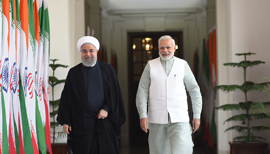 Trump puts India in a fix on Iran