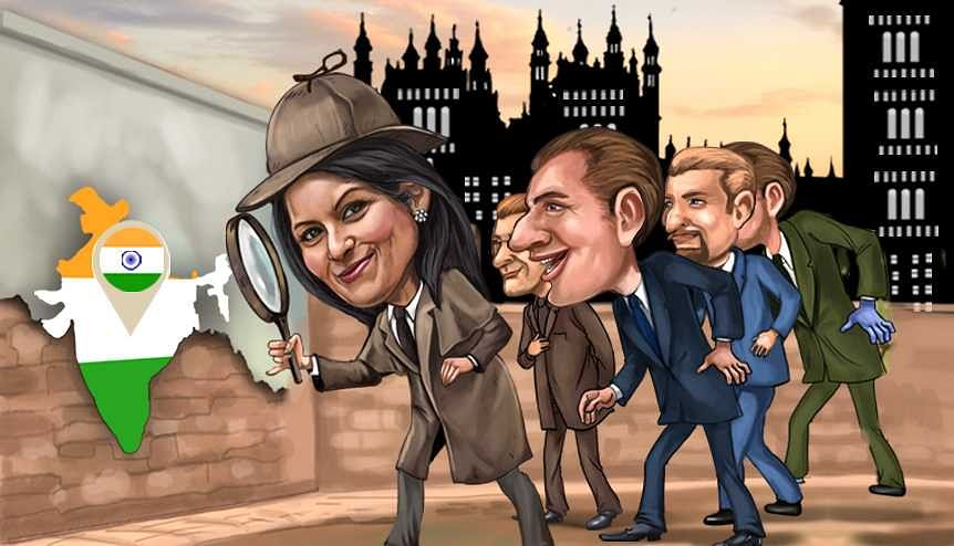 Any clues  The UKs Global Britain and India inquiry is timed just right
