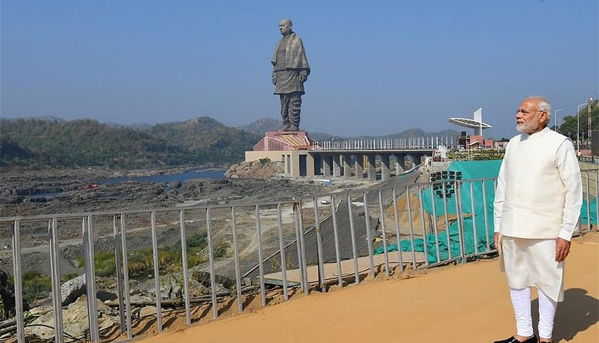A Statue of Unity for a modern India