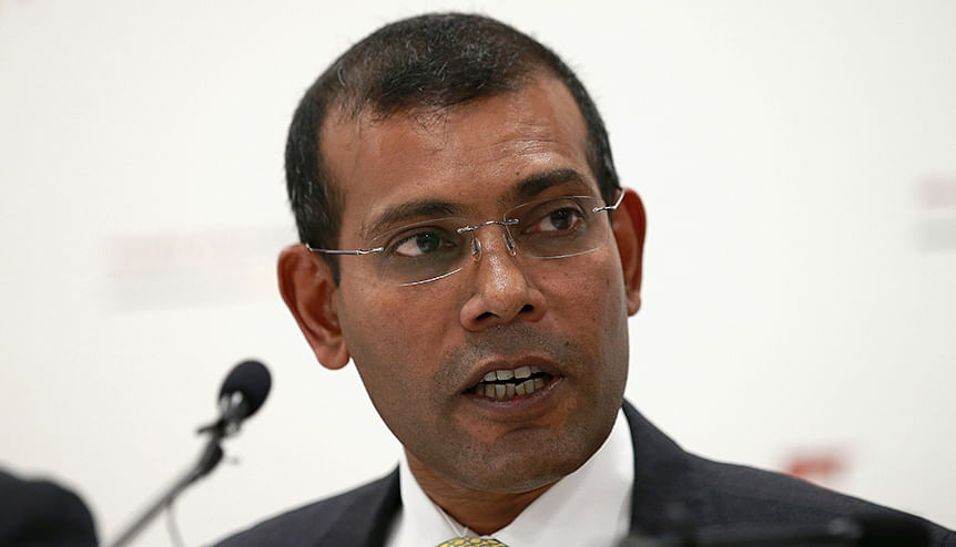 Maldives offers itself as a solution to a ′brewing India-China cold war′