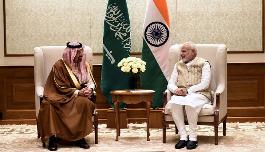 Can Saudi Arabia solve Indias oil conundrum