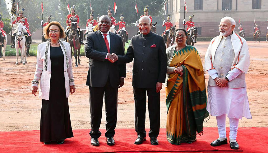 India-South Africa relations: In need of a booster dose
