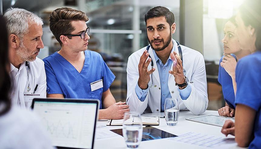 Doctors protest UK's unfair health surcharge