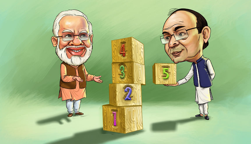 Do Modi's numbers stack up?