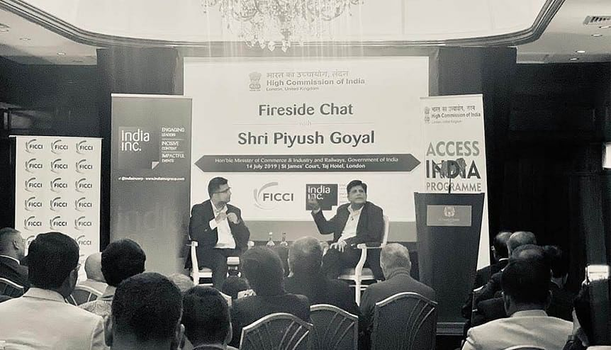 From job creation to climate change: Piyush Goyal tackles the tough questions