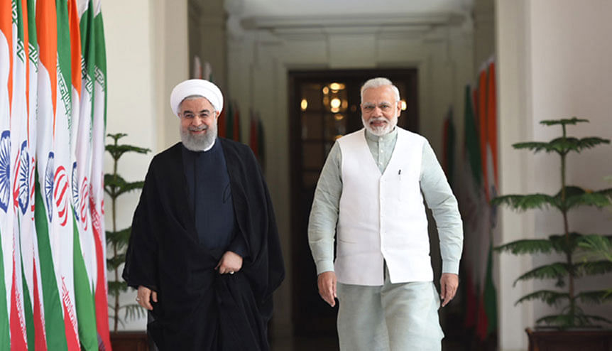 India gets caught up in an Iran-West crossfire