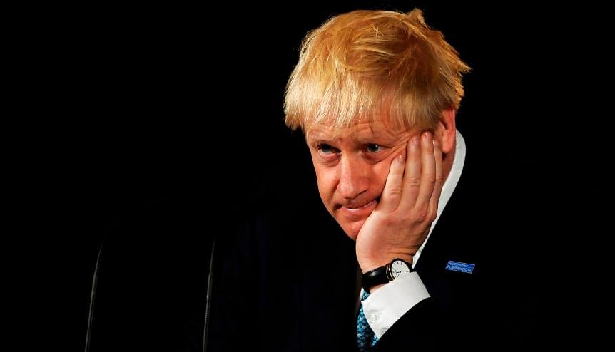 Brexit quake leaves Boris shaken, but not stirred
