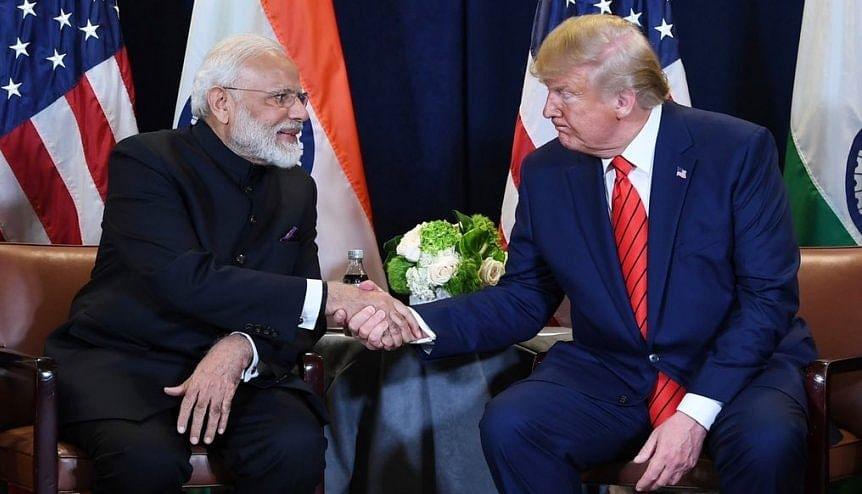 US support for Modi on Kashmir, opens trade talks