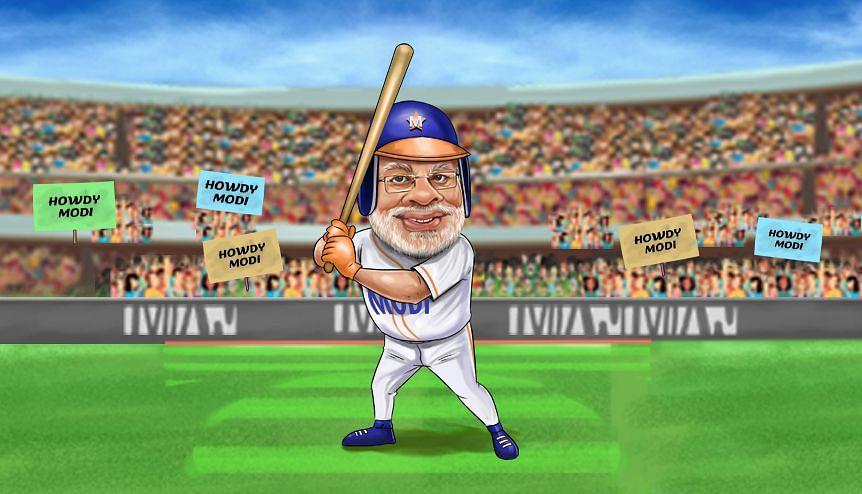 Modi's Houston Home Run