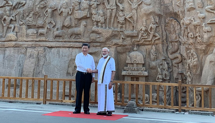 Modi-Xi offsite holds lessons for other powers