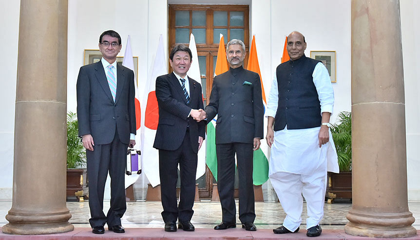 A step forward in India-Japan relations